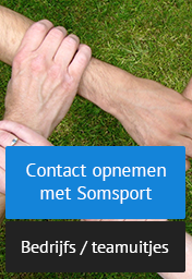 Contact opnemen met Somsport i.v.m. teamuitje